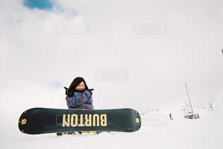 冬,スポーツ,雪,女の子,運動,スノボ,ゲレンデ,スキー場,スノーボード,フィルムカメラ,ウィンタースポーツ,写ルンです,おしゃれ,ゲレンデマジック,スノボウェア