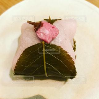 桜餅の写真・画像素材[1792829]