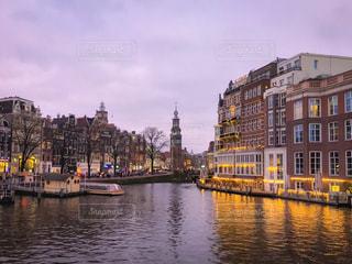 アムステルダムの写真・画像素材[1821833]