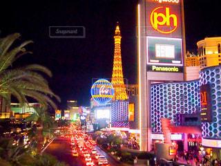 夜景,アメリカ,街,観光,海外旅行,街風景