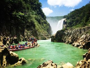 夏,海外,カヌー,滝,旅行,海外旅行,メキシコ,アドベンチャー
