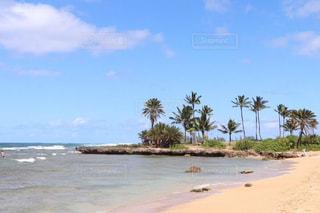 風景,海,空,ビーチ,砂浜,海岸,観光,旅行,ハワイ,海外旅行