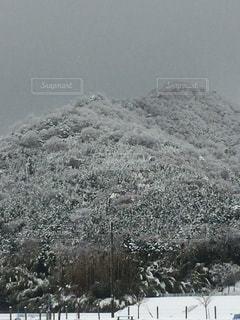 雪山の写真・画像素材[1732741]