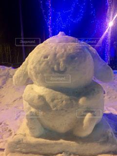 雪像の写真・画像素材[1789615]