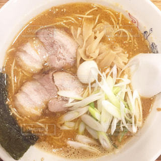 スープのボウルの写真・画像素材[1758041]