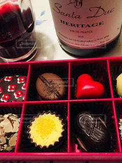 ワイン,チョコレート,バレンタイン,チョコ,おつまみ,赤ワイン
