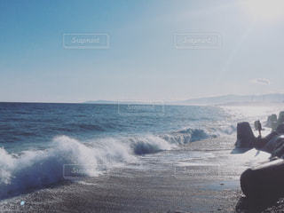 海,空,春,きれい,綺麗,景色,鮮やか,暖かい,静岡