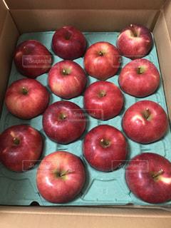 フルーツ,果物,りんご,真っ赤,フレッシュ