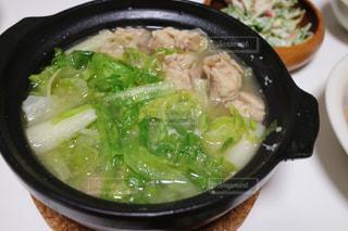 スープのボウルの写真・画像素材[1737329]