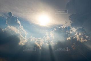 空の雲の写真・画像素材[2459283]
