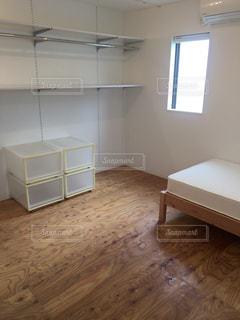 何もない部屋の写真・画像素材[2021963]