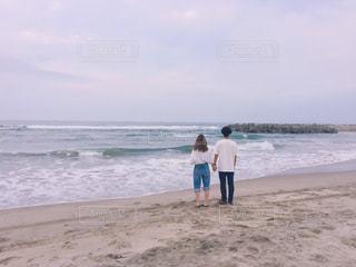恋と海との写真・画像素材[2483720]