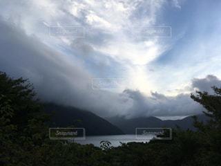 本栖湖の写真・画像素材[1740465]