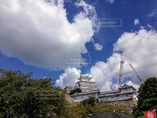 姫路城の写真・画像素材[1759620]