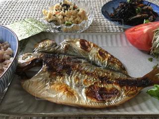 焼き魚の写真・画像素材[1779941]
