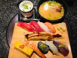握り寿司の盛り合わせの写真・画像素材[1783393]