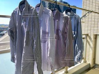 洗濯ものの写真・画像素材[2041289]
