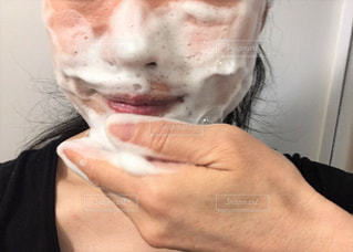 洗顔5の写真・画像素材[2075590]