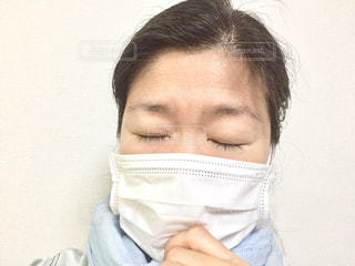 辛い風邪の写真・画像素材[2167675]