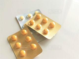 錠剤2の写真・画像素材[2176867]