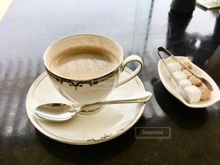 食後のコーヒーの写真・画像素材[3044879]