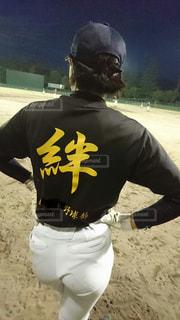 夢は女子プロ野球選手!の写真・画像素材[1738345]