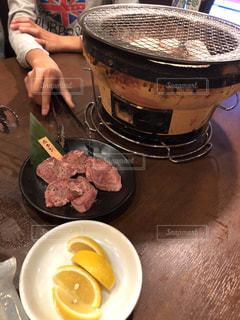 焼き肉店の写真・画像素材[1748344]