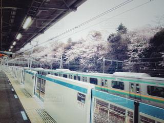 王子駅からの景色の写真・画像素材[1874514]