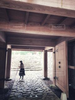 石段を登ると・・・の写真・画像素材[2242374]