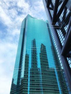 高い建物の写真・画像素材[2361987]