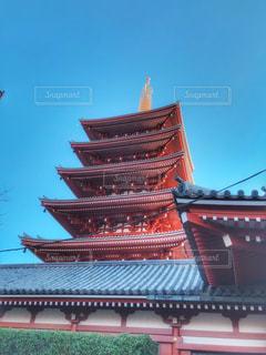 五重の塔の写真・画像素材[2876172]
