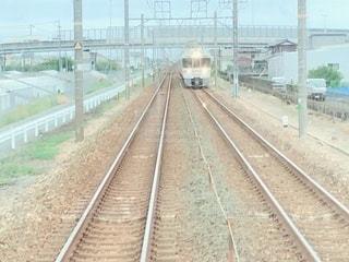列車の写真・画像素材[3593870]