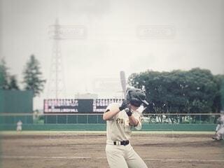 野球の写真・画像素材[3857671]