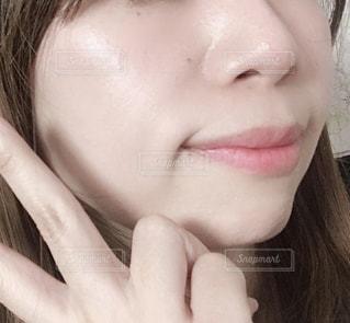 顔の写真・画像素材[2621379]