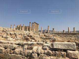イスラエル~遺跡の写真・画像素材[1739711]
