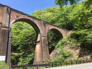 めがね橋の写真・画像素材[1793358]