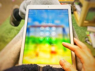 iPadの写真・画像素材[1834300]
