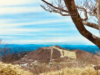 萩太郎山の写真・画像素材[2092649]