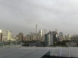 都市の高層ビルの写真・画像素材[1740053]