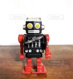 ロボットの鉛筆削りの写真・画像素材[1745159]