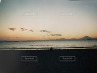湘南の夕暮れの写真・画像素材[1873133]