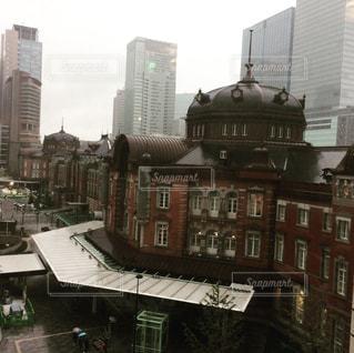 東京駅の写真・画像素材[1743076]