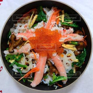 ちらし寿司の写真・画像素材[1744335]