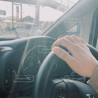 午後のドライブデートの写真・画像素材[1969546]