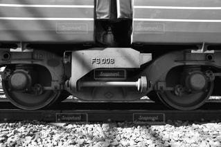 ロマンスカー連接台車の写真・画像素材[1744121]