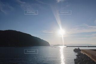 凪いでる海。の写真・画像素材[1745784]
