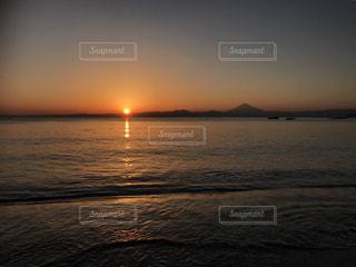 夕日の写真・画像素材[1746952]