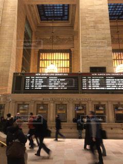 ニューヨーク グランドセントラル駅の写真・画像素材[1747101]