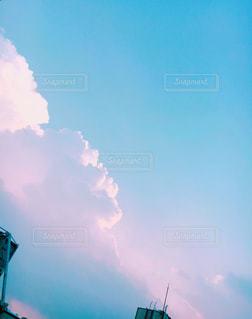 夏雲の写真・画像素材[1747834]