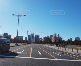 道路の写真・画像素材[1747906]